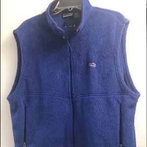 Patagonia Regulator Polartec Full Zip Fleece Vest